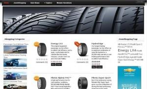 Auto Cars Shopping Joomla Theme