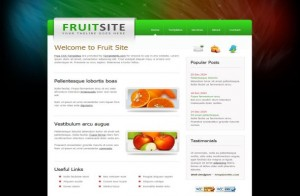 black-colorful-fruits-css-template.jpg