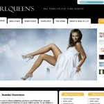 Black Jquery Joomla Fashion Theme