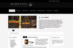 Black Lawyer Free Joomla Theme