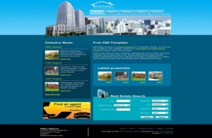 blue-real-estate-css-template