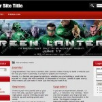 Movies Red Free Joomla Template