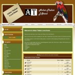 Birds Green Brown Php-fusion Theme Template