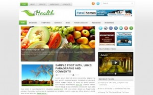 Clean Health Free Wordpress Theme