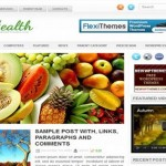 Health Green Jquery Free Blogger Layout