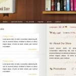 Books Shop CSS Template