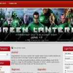 Red Movies Free Joomla Template