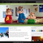 Movies Kids Wordpress Theme