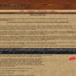 Chronic Wood Phpnuke Theme