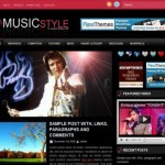 Music Wordpress Theme Download