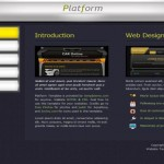Portfolio CSS Website Template