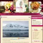Purple Pink Blogger Wedding Theme