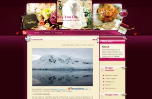 Purple Pink Blogger Wedding Theme
