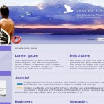 Surf Travel Joomla Theme