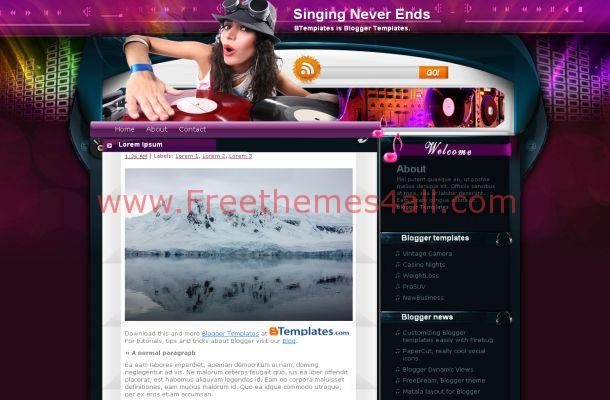 sexy-singing-music-blogger-template.jpg
