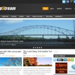 Streaming Wordpress News Theme