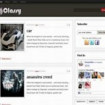 Videos Movies Blogger Theme