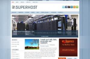 Free Wordpress Hosting Theme