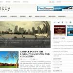 Free Jquery Business Chrome Wordpress Theme