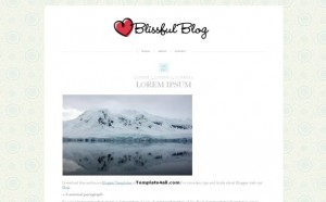 News Blogger Theme Template