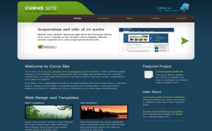 Green Business Free CSS Template