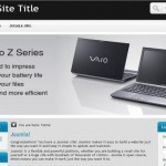 Business Computers Joomla Template