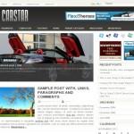 Chrome Cars Jquery Wordpress Theme