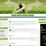 Health Joomla Theme Template