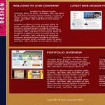 Money Business Company Website Template