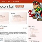 Computers Red Joomla Template