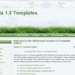 Nature Joomla Template