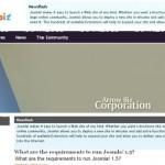 Simple Corporate Business Joomla Template
