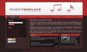 artists.music.css.template.jpg