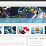 Free Gadgets Magazine Wordpress Theme