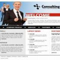 Consulting CSS Template