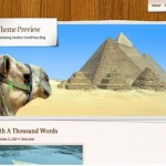 Desert Travel Wordpress Theme