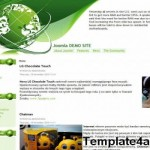 Ecology Green Joomla Template