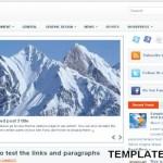 Nature Magazine Wordpress Theme