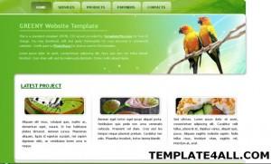 greeny-css-template.jpg