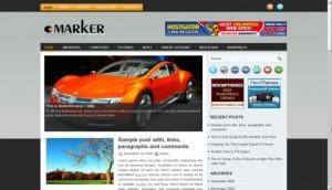 Gray News Magazine WordPress Theme