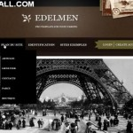 Brown Vintage Joomla Template