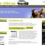 Car One Automotive Joomla Template