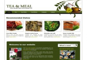 china-tea-meal-website-template