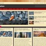 wooden wordpress theme template download