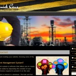 Yellow Black Joomla 3 Template