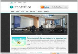 Business Office Wordpress Theme