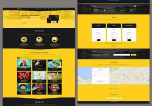 Photographer HTML5 Template