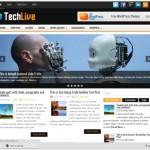 Responsive Tech Wordpress Theme