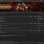 Word of Warcraft Phpbb Style