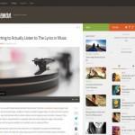 Responsive Magazine Blog Wordpress Theme
